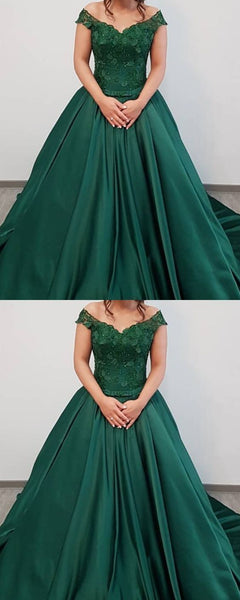 Green prom dresses,green ball gowns,green quinceanera dresses S8654
