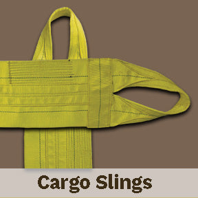 Special Application Web Slings - Cargo