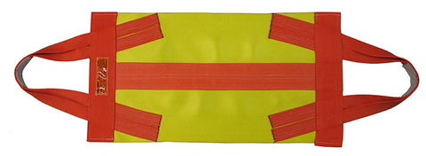 Attached Eye Sling - Orange and Yellow