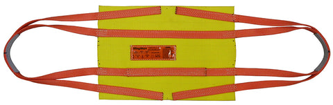 Attached Sling - Orange and Yellow