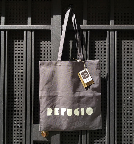 TOTEBAG REFUGIO COLOR NATURAL