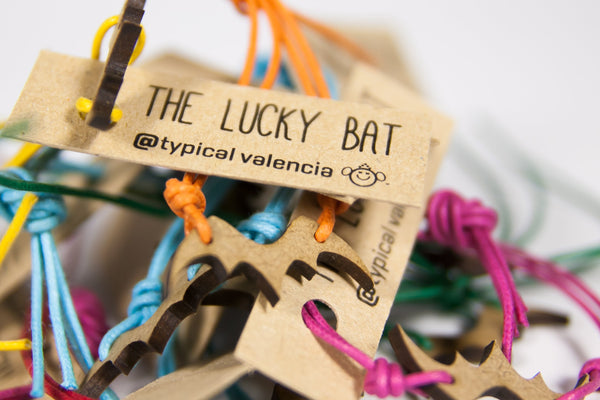 LUCKY BAT PULSERA // LUCKY BAT BRACELET