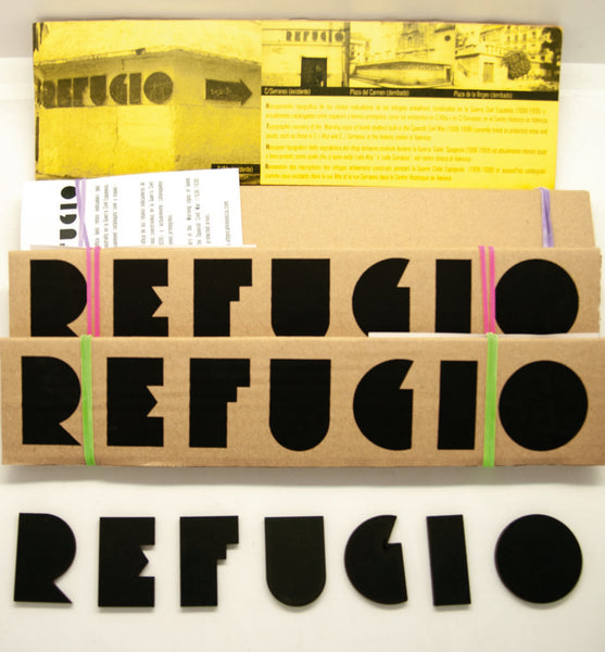 REFUGIO IMANES // REFUGIO MAGNETS