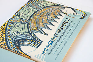 LIBRO -IMMIGRAN ARCHITECT-  / BOOK -IMMIGRANT ARCHITECT-