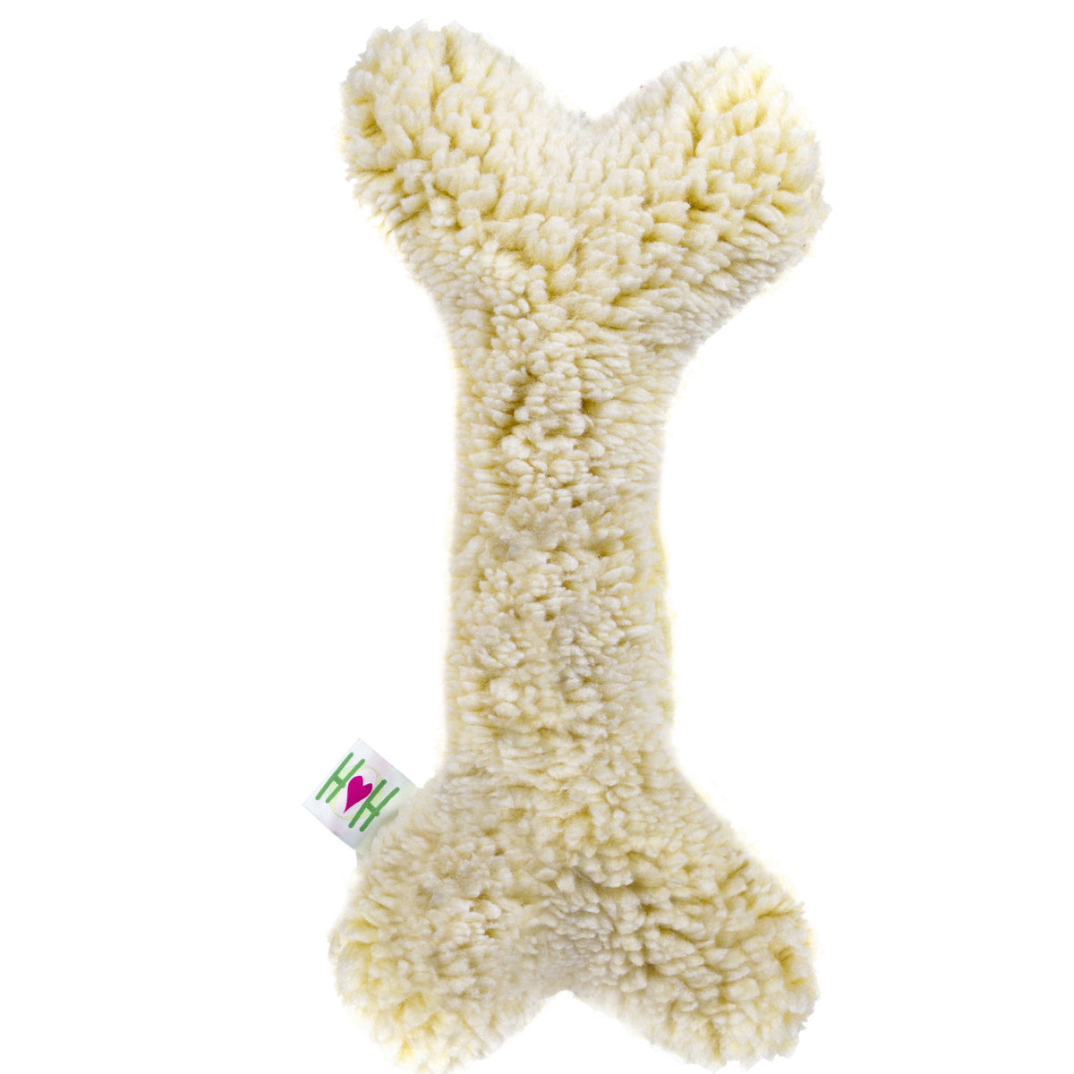 HuggleFleece™ 2' Bone with Invincible Squeaker