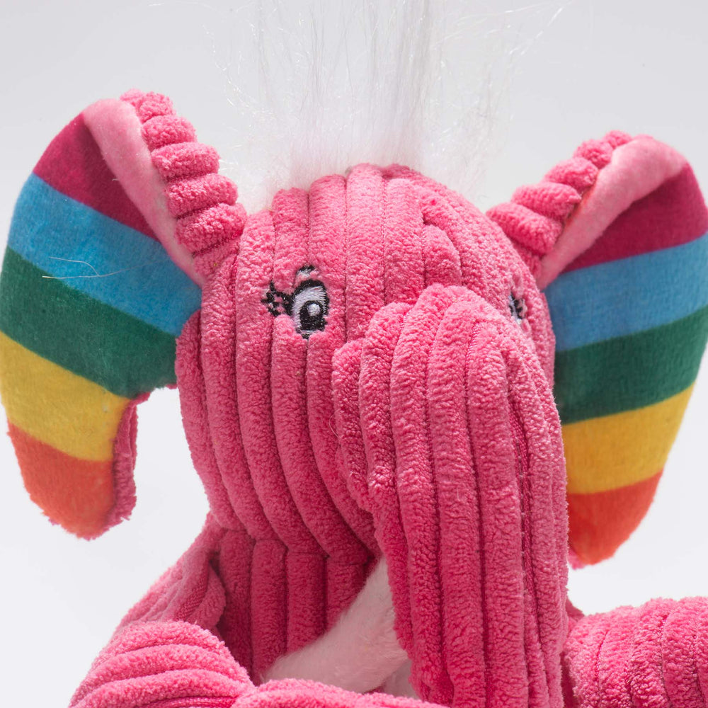Rainbow Elephant Knottie™