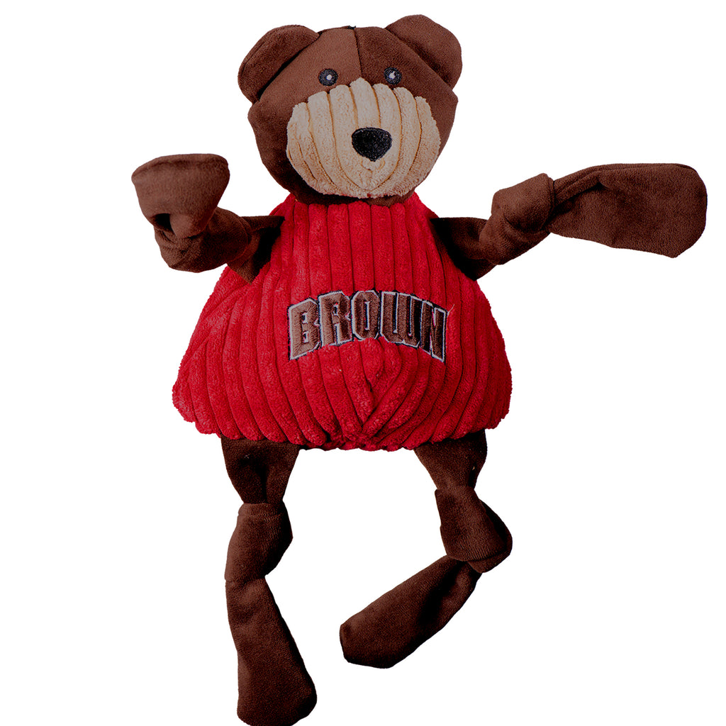 Brown Univesity Bruno the Bear Knottie®