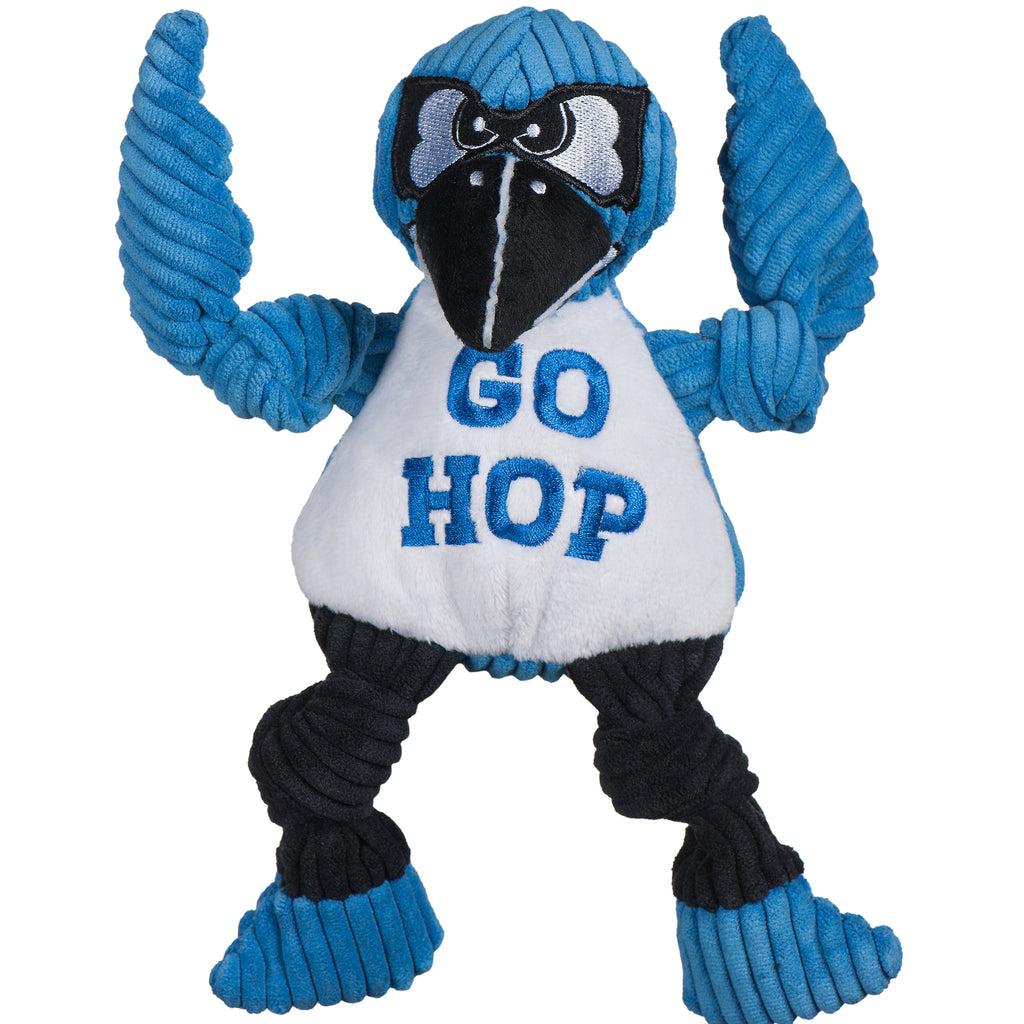 Johns Hopkins Jay the Blue Jay Knottie®