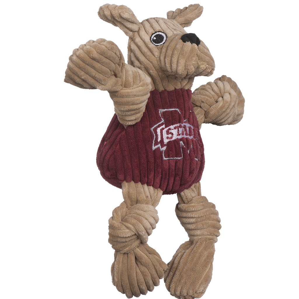 Mississippi State Bully the Bulldog Knottie®