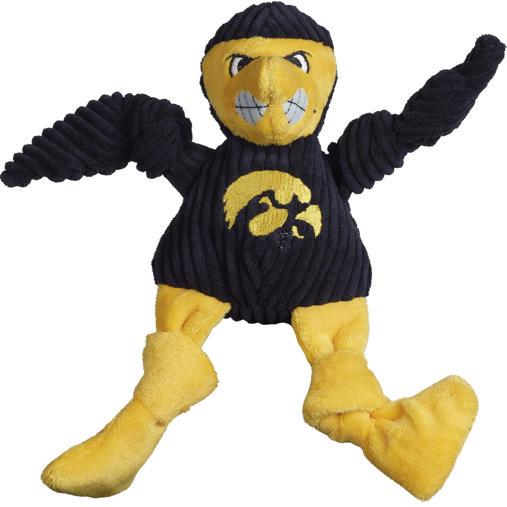 Iowa (U. of) Herky the Hawk Knottie®