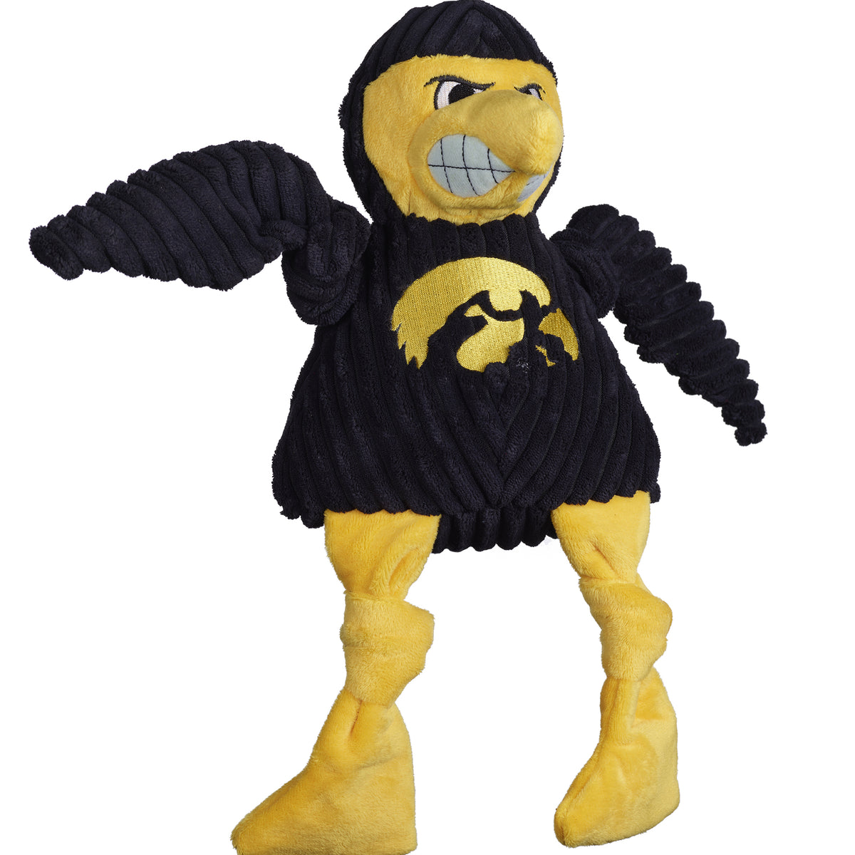 Iowa (U. of) Herky the Hawk Knottie™