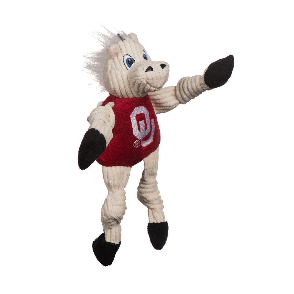 Oklahoma (U. of) Sooner Mascot Knottie®