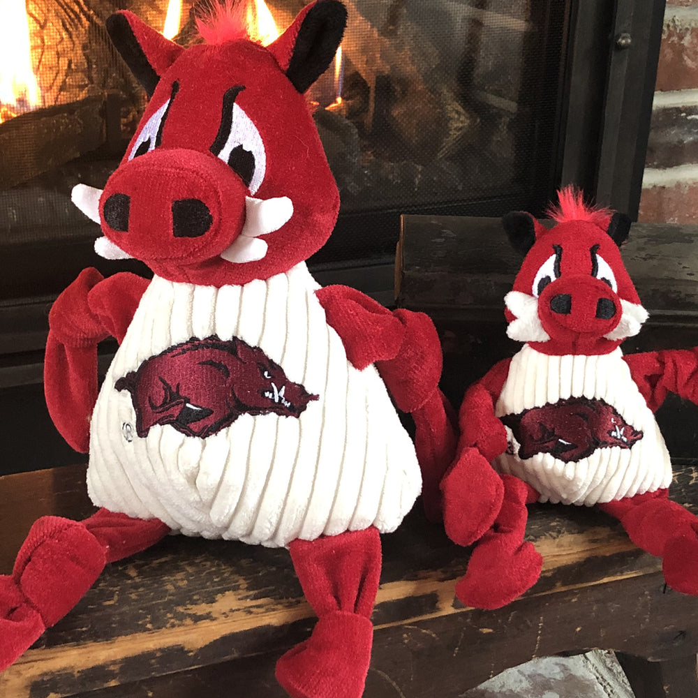 Arkansas  Tusk the Razorback Knottie™