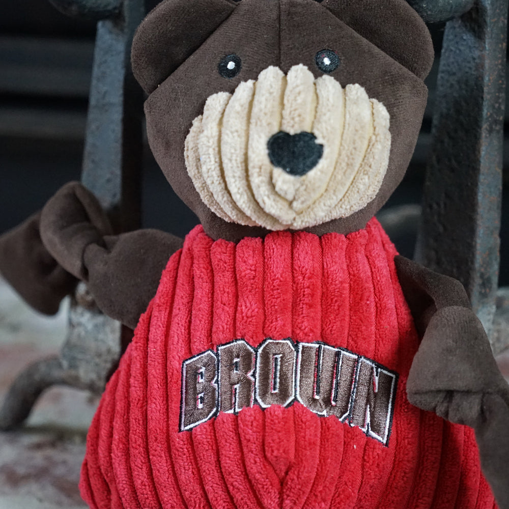 Brown Univesity Bruno the Bear Knottie™