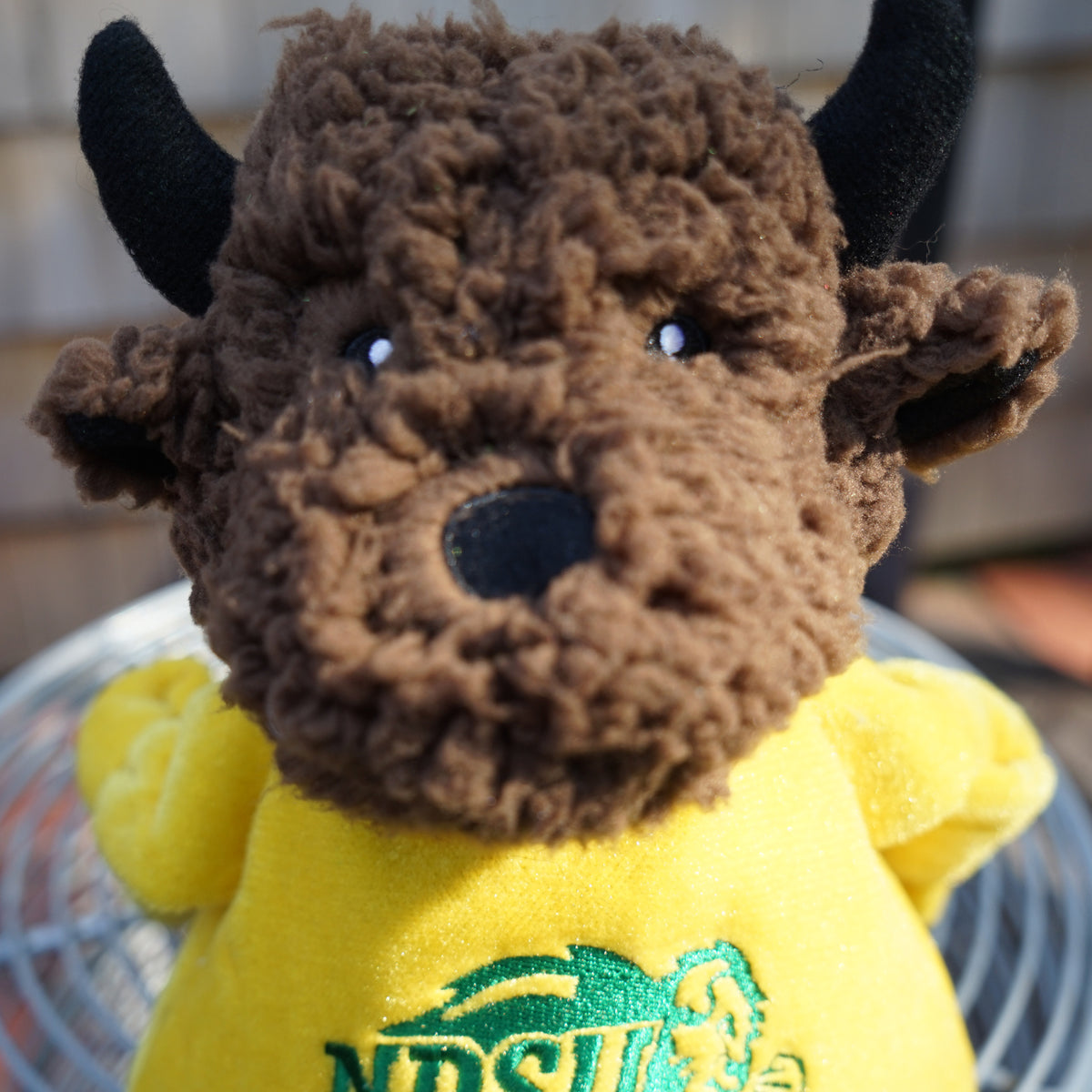 North Dakota State Thundar The Bison Knottie™