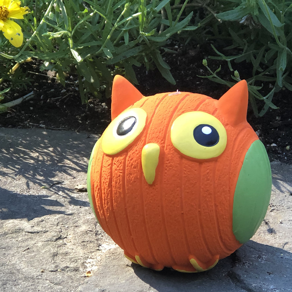 Ruff-Tex® Poppy the Owl Ball