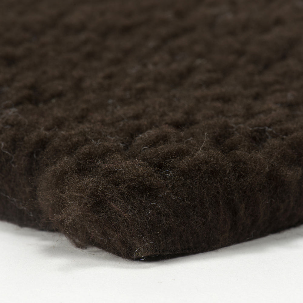 HuggleFleece™ Mat - Chocolate Brown