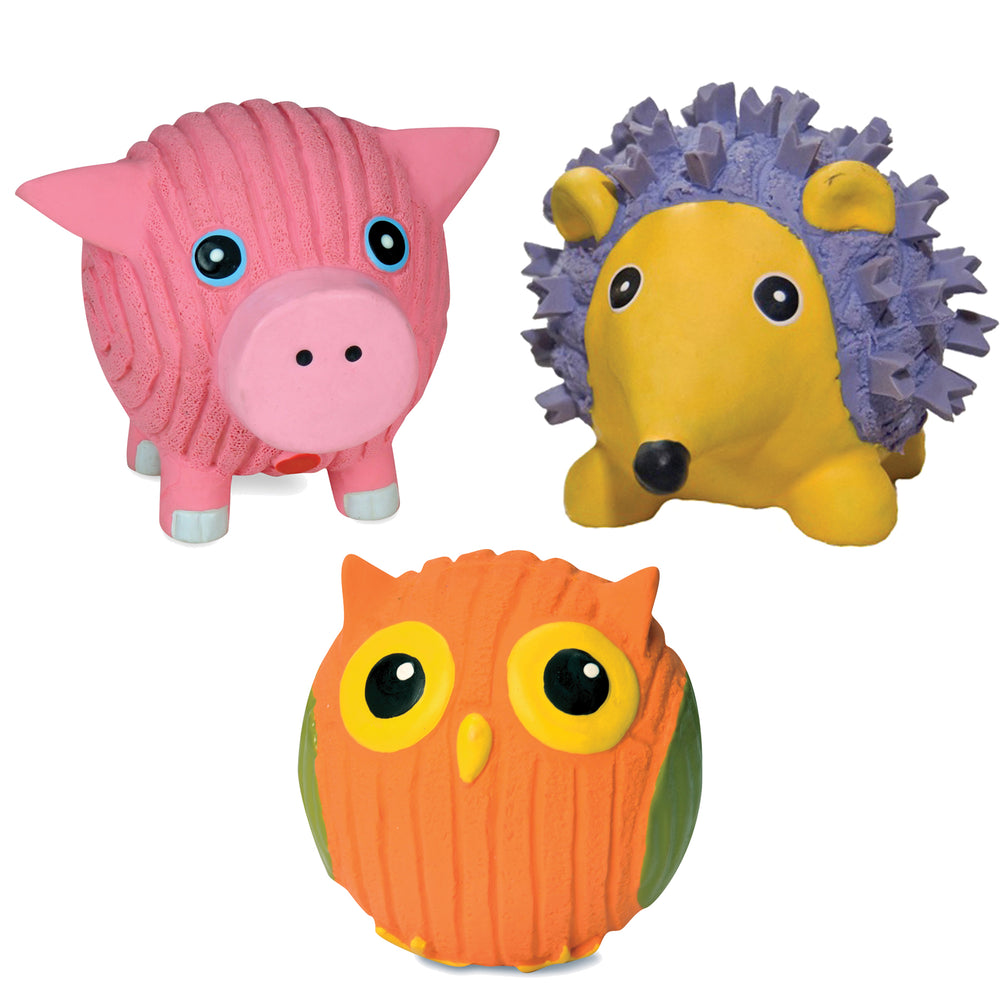 Ruff-Tex® 3 Pack Small Size Toys