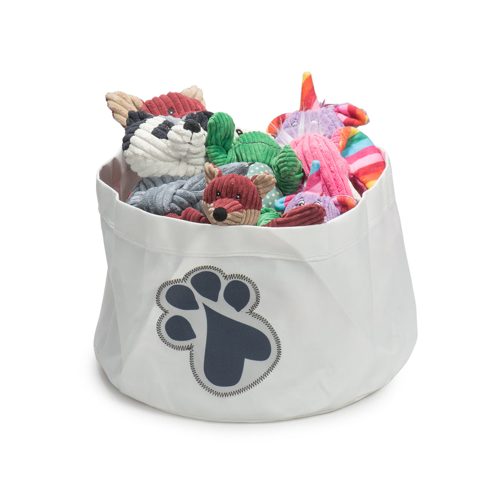 HH Sail Cloth Toy Bin
