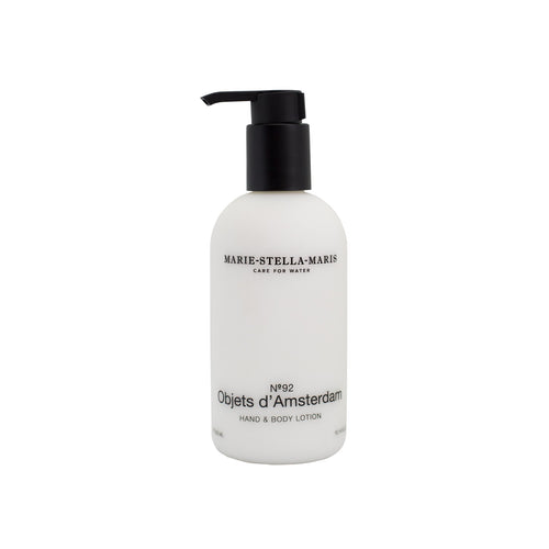 Objets d Amsterdam Hand & Body Lotion