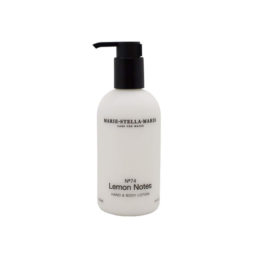Lemon Notes Hand & Body Lotion