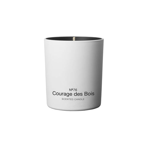 Courage des Bois scented candle