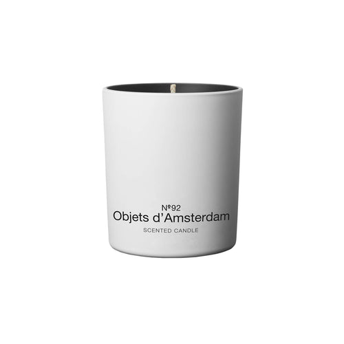Objets d Amsterdam scented candle