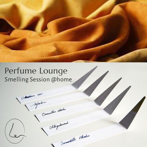 25 februari Smelling Session @home - Leer in parfums