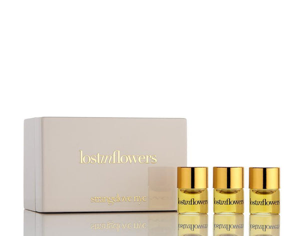 lostinflowers - necklace medium-parfum oil-strangelove nyc-1,25 ml-Perfume Lounge