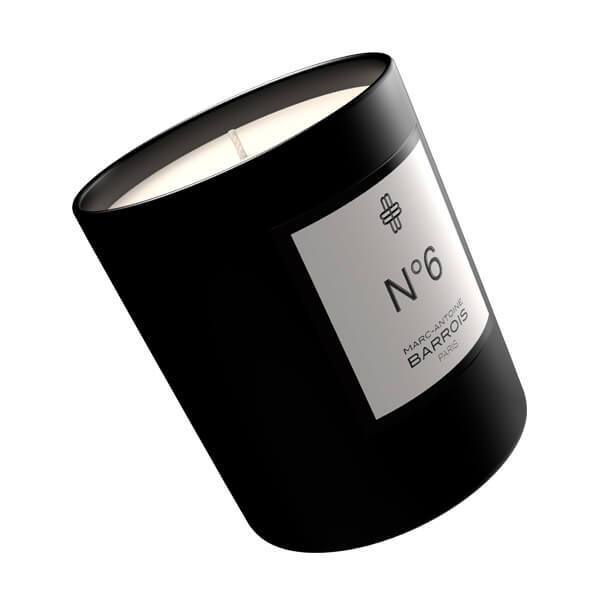 No6 scented candle-geurkaars-Marc-Antoine Barrois-220g-Perfume Lounge