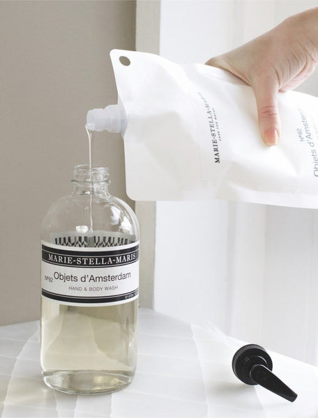 Objets d Amsterdam Hand & Body Wash