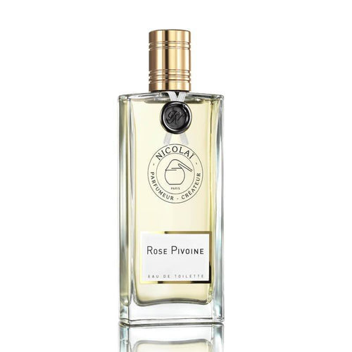 Rose Pivoine-eau de toilette-Nicolai Paris-100 ml-Perfume Lounge