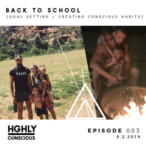 Episode 3: Back to School