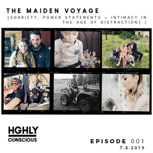 Episode 1: The Maiden Voyage