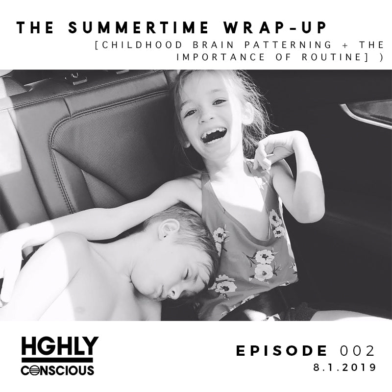 Episode 2: The Summer Wrap-Up