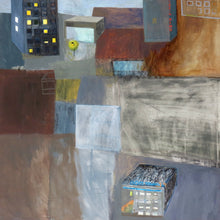 "Load image into Gallery viewer, ""urban landscape F"" giclée print"