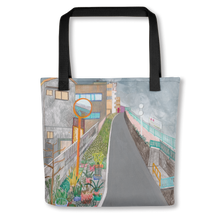 "Load image into Gallery viewer, Tote bag ""Yahiro"""