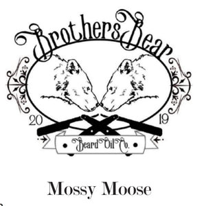 Mossy Moose: Large 120ml