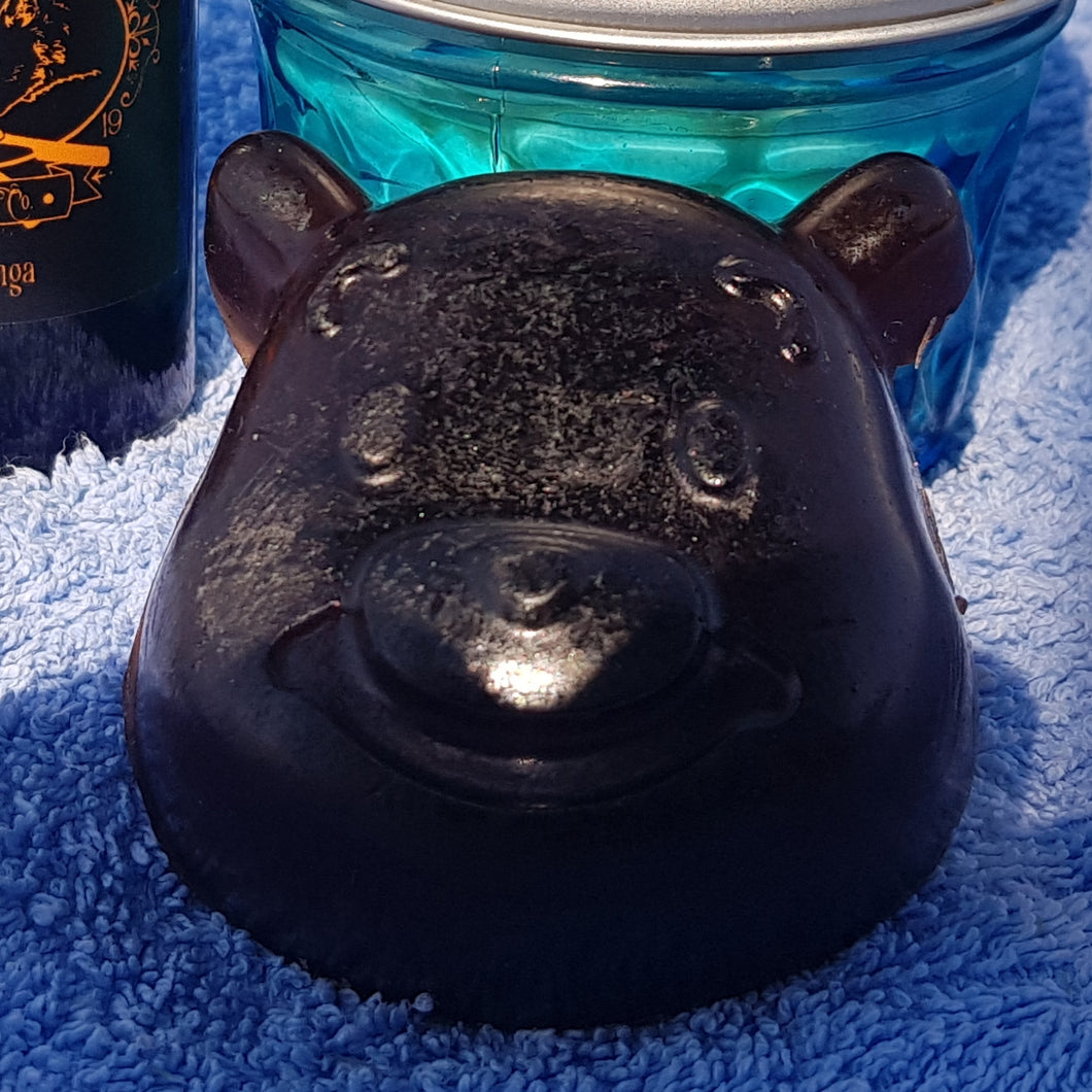 Bearzinga Argan Oil Beard Soap