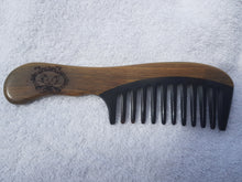 Load image into Gallery viewer, Brothers Bear Large Tooth Grizzly Beard Comb