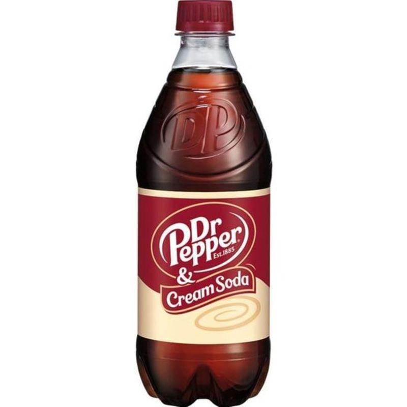 Dr. Pepper & Cream Soda-Exotic Pop
