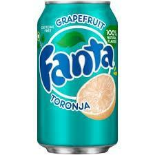 Fanta Grapefruit-Exotic Pop