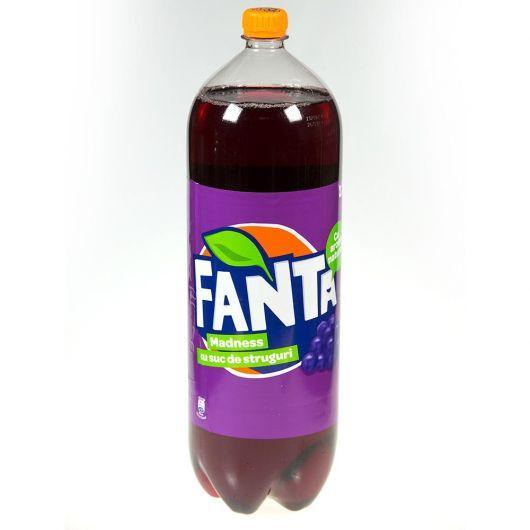 Fanta Madness Grape-Exotic Pop