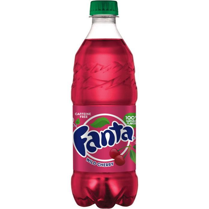 Fanta Wild Cherry-Exotic Pop