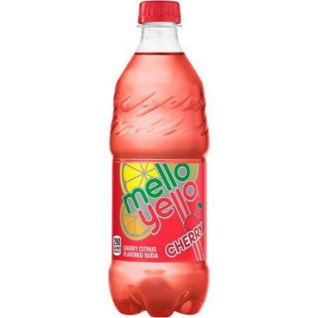 Mello Yello Cherry-Exotic Pop