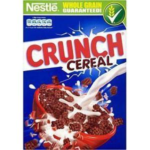 Nestle Crunch Cereal-Exotic Pop