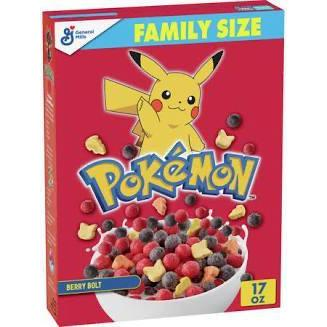 Pokémon Cereal-Exotic Pop