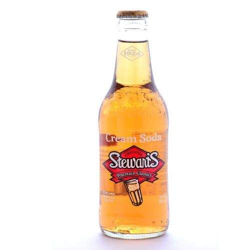 Stewart's Cream Soda-Exotic Pop