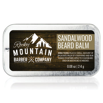 Beard Balm Sample (Sandalwood)