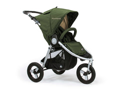 2018 Bumbleride Indie All Terrain Stroller - Camp Green